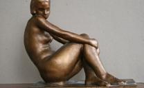 Андрей Николов – жени и скулптура, скулптура и жени