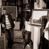 Вежди Рашидов & син в обща изложба