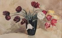 Константин Щъркелов: Когато рисувам, чувам музика