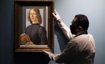 Броиха 92,2 милиона долара за картина на Ботичели