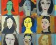 Вихрони Попнеделев: Какво ли си мисли моделът, докато го рисувам