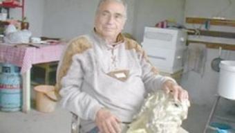 Ограбиха къщата на починал скулптор
