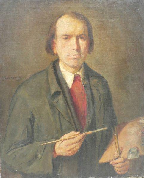 Карл Йорданов портрет