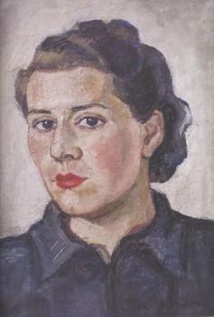 Юрданова портрет