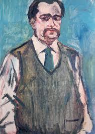 Асен Пейков портрет