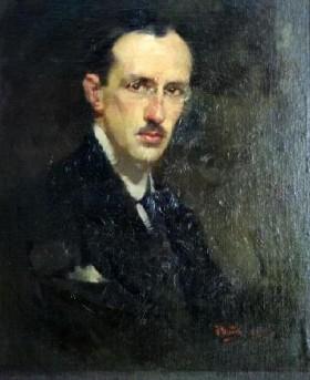 Борис Митов портрет