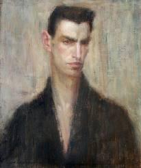 Иван Ненов автопортрет