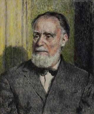 Миленков портрет