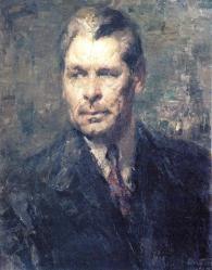 Никола Маринов портрет