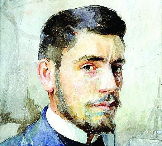 Петров Никола портрет