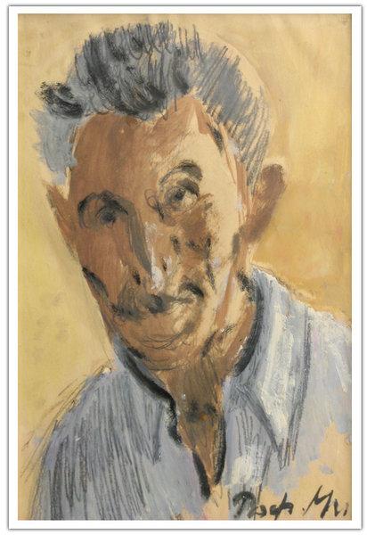 Рафаел Михайлов портрет