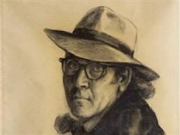 Тихомир Коджаманов автопортрет