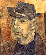 Янаки Манасиев автопортрет