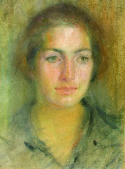 савова Ненова портрет