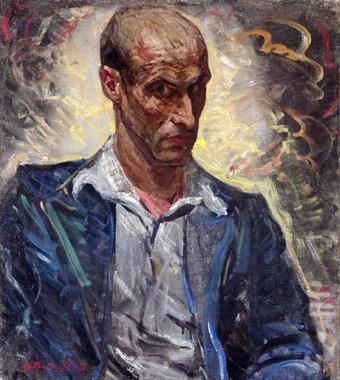 Бараков портрет