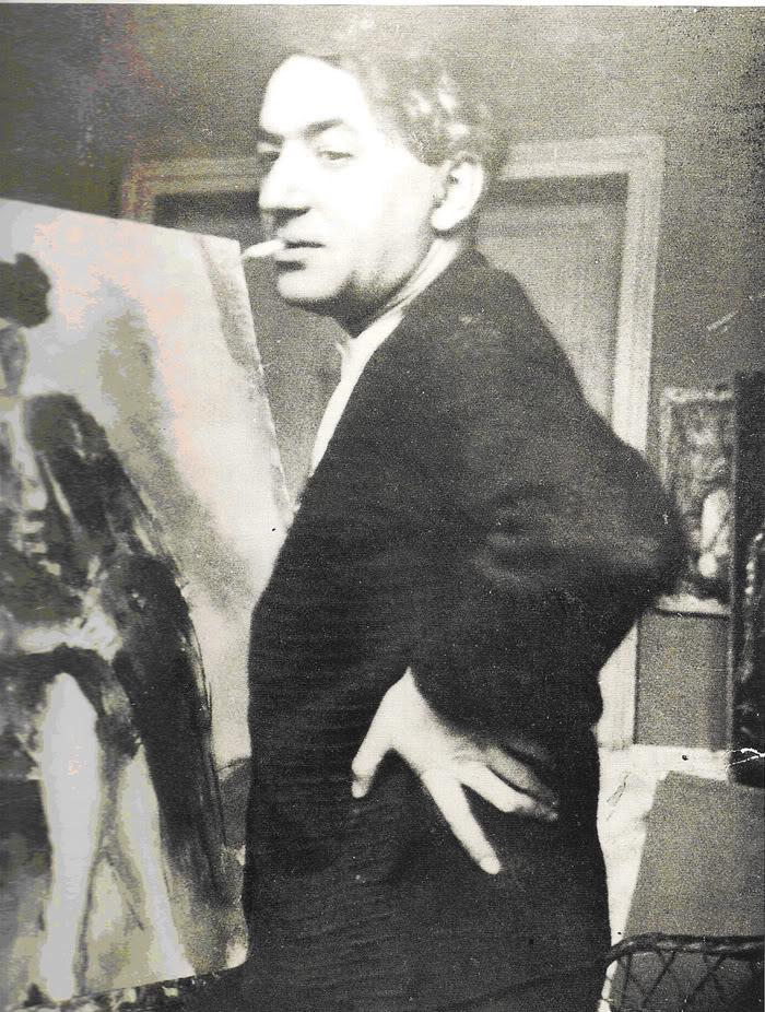 Паскин портрет