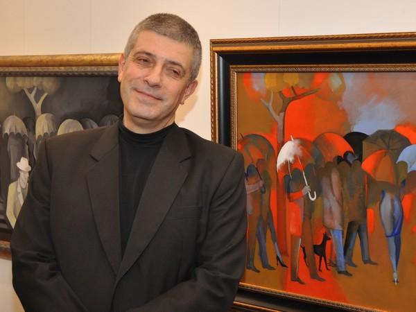 Владо Пенев портрет